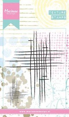 Marianne Design Stempel - Doodle Stripes MM1624