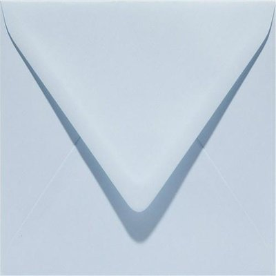 Papicolor Envelop Original 14 x 14 cm - Babyblauw 303956