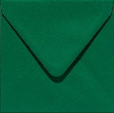 Papicolor Envelop Original 14 x 14 cm - Dennengroen 303950