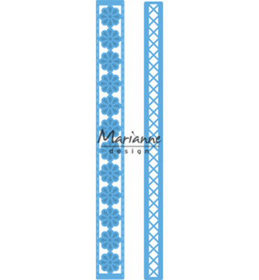 Marianne Design Creatable - Anja's Long Border LR0537