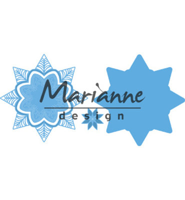 Marianne Design Creatable - Petra's Botanische Ster LR0540