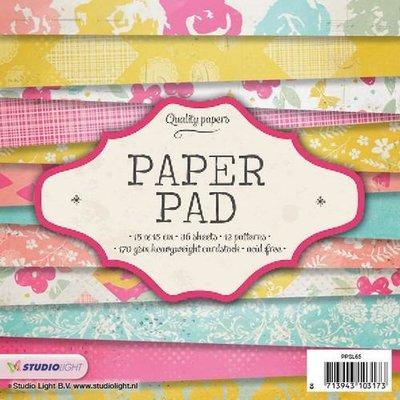 Studio Light Paper Pack 15 x 15 cm - Nr. 65 PPSL65