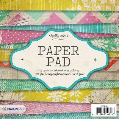 Studio Light Paper Pack 15 x 15 cm - Nr. 66 PPSL66