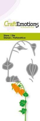 CraftEmotions Die - Lampionplant 3D