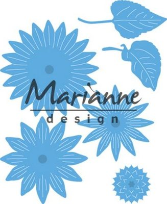 Marianne Design Creatable - Zonnebloem LR0545