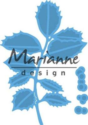 Marianne Design Creatable - Tiny's Holly LR0549