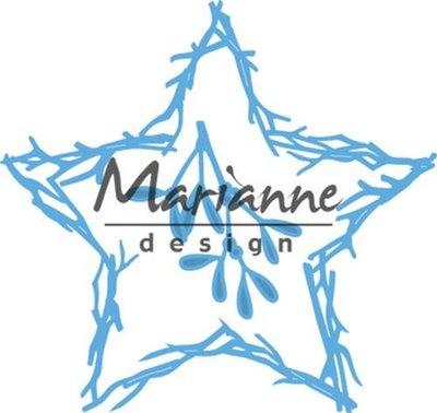 Marianne Design Creatable - Natuur ster LR0551