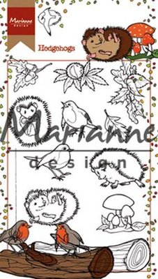 Marianne Design Stempel - Hetty's Egels HT1638