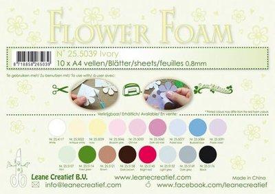 Leane Creatief Flower Foam - Ivoor 25.5039