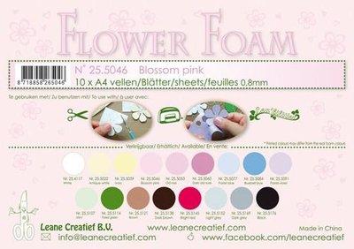 Leane Creatief Flower Foam - Bloesem roze 25.5046