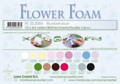 Leane Creatief Flower Foam - Bluebell blue 25.5084