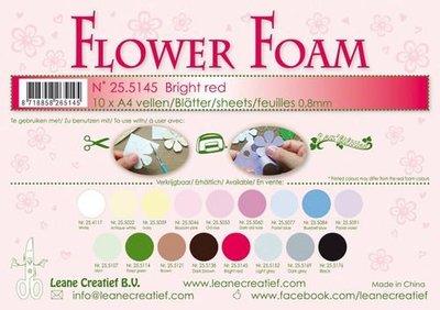 Leane Creatief Flower Foam - Lichtrood 25.5145
