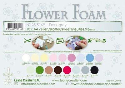 Leane Creatief Flower Foam - Donkergrijs 25.5169