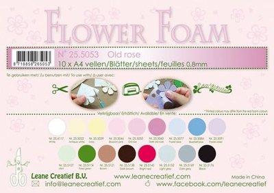 Leane Creatief Flower Foam - Oudroze 25.5053