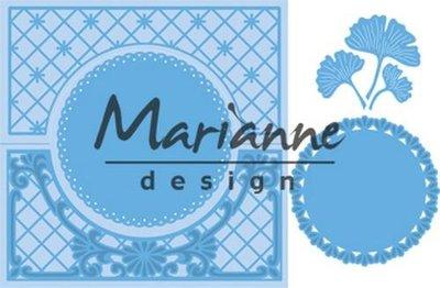 Marianne Design Creatable - Anja's Cirkel LR0552