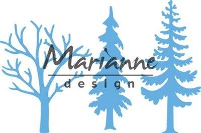 Marianne Design Creatable - Bomen LR0556
