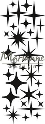 Marianne Design Craftable - Punch Die Ster CR1448 (pre-order)
