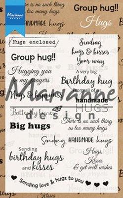 Marianne Design Stempel - Hugs CS1011