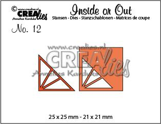 Crealies Inside or Out 12