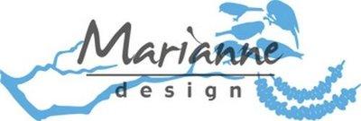 Marianne Design Creatable - Tiny's Pindaslinger en tak LR0558 (pre-order)