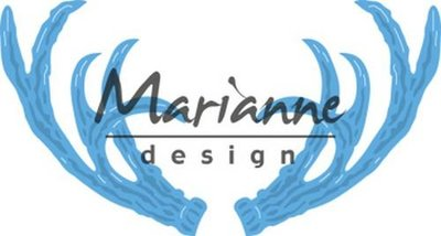 Marianne Design Creatable - Anja's Gewei LR0563 (pre-order)