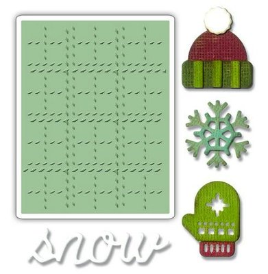 Sizzix Sidekick Side-order - Tim Holtz Winter 663098