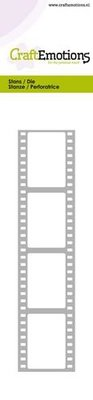 CraftEmotions Die - Cutting Border Film Strip