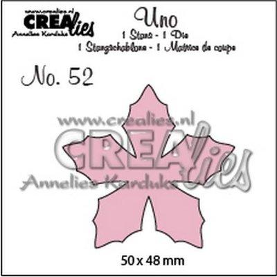 Crealies Uno 52 - Flowers 23