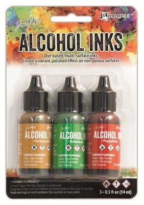 Ranger Alcohol Ink Kit - Conservatory TAK40859