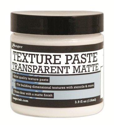 Ranger Texture Paste - Transparant Matte INK44727