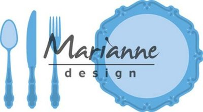 Marianne Design Creatable - Diner Set LR0566