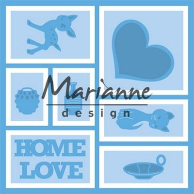 Marianne Design Creatable - Layout LR0568