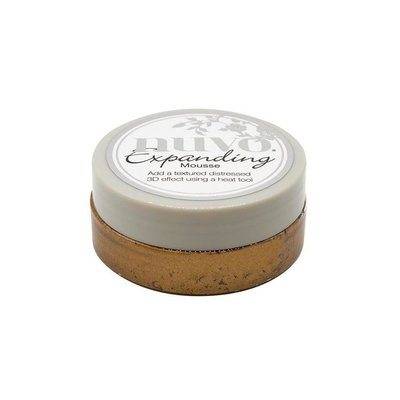 Nuvo Expanding Mousse - Mustard Seed 1703N