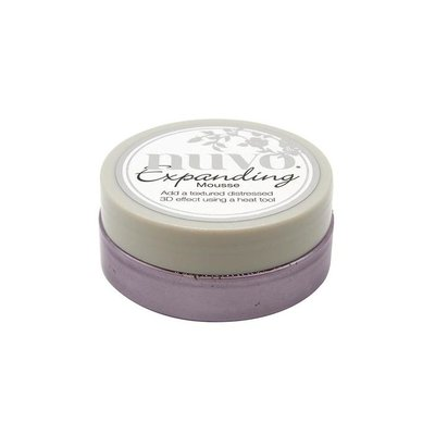 Nuvo Expanding Mousse - Misted Mauve 1707N