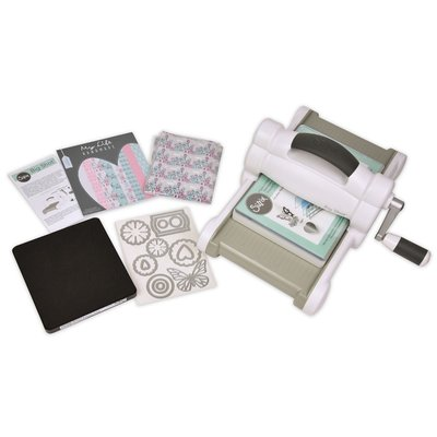 Machine Sizzix Big Shot - Starter Kit 661545