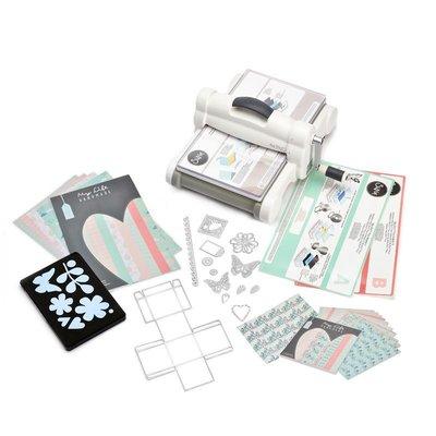 Machine Sizzix Big Shot Plus - Starter Kit 661546