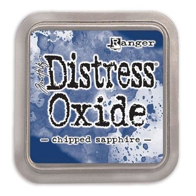 Ranger Distress Oxide - Chipped Saphire TDO55884