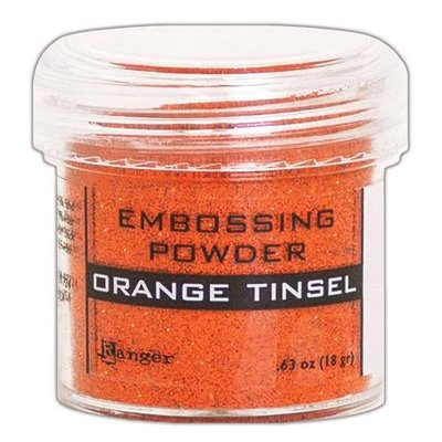 Ranger Embossing Poeder - Orange Tinsel EPJ64558