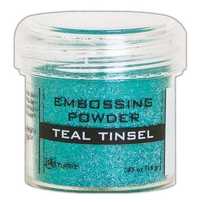 Ranger Embossing Poeder - Teal Tinsel EPJ64589