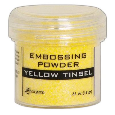 Ranger Embossing Poeder - Yellow Tinsel EPJ64596