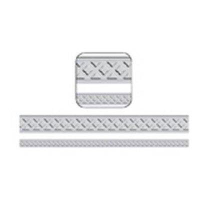 Sizzix 3-D Impresslits Embossing Folder - Lattice Trim 663292