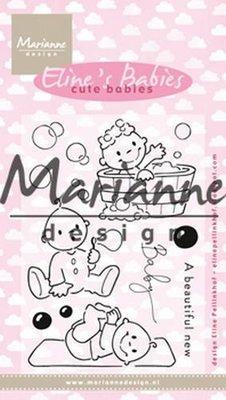 Marianne Design Stempel - Eline's Cute Babies EC0176