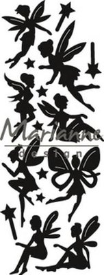 Marianne Design Craftable - Punch Die Fee CR1455 (pre-order 1-19)