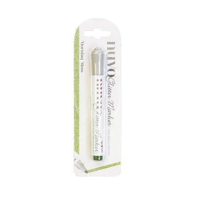 Nuvo Glitter Marker - Morning Moss 189N