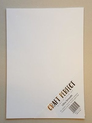 Tonic Studios Craft Perfect - Ultra Smooth Card 9565E