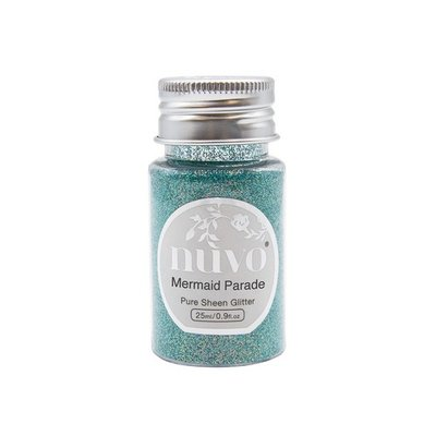 Nuvo Pure Sheen Glitter - Mermaid Parade 1110N (pre-order 04-19)