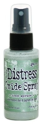 Ranger Distress Oxide Spray - Iced Spruce TSO64763