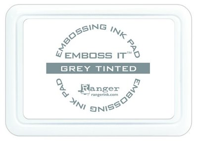 Ranger Emboss It Grey EMB65555