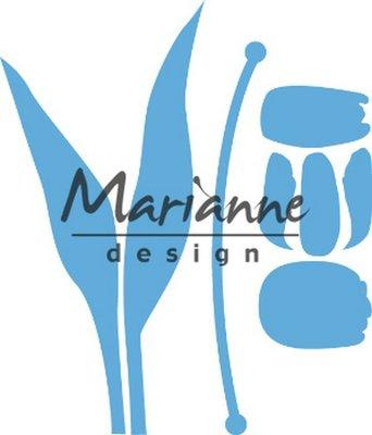 Marianne Design Creatable - Build-a-tulip LR0586 (pre-order 03-19)