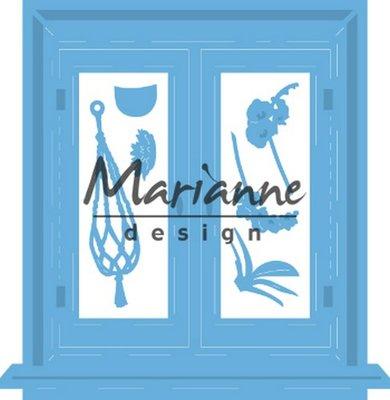 Marianne Design Creatable - Tiny's Window LR0583 (pre-order 03-19)